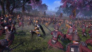 Total War: Three Kingdoms' battles are bigger, bolder and more beautiful than ever | PC Gamer