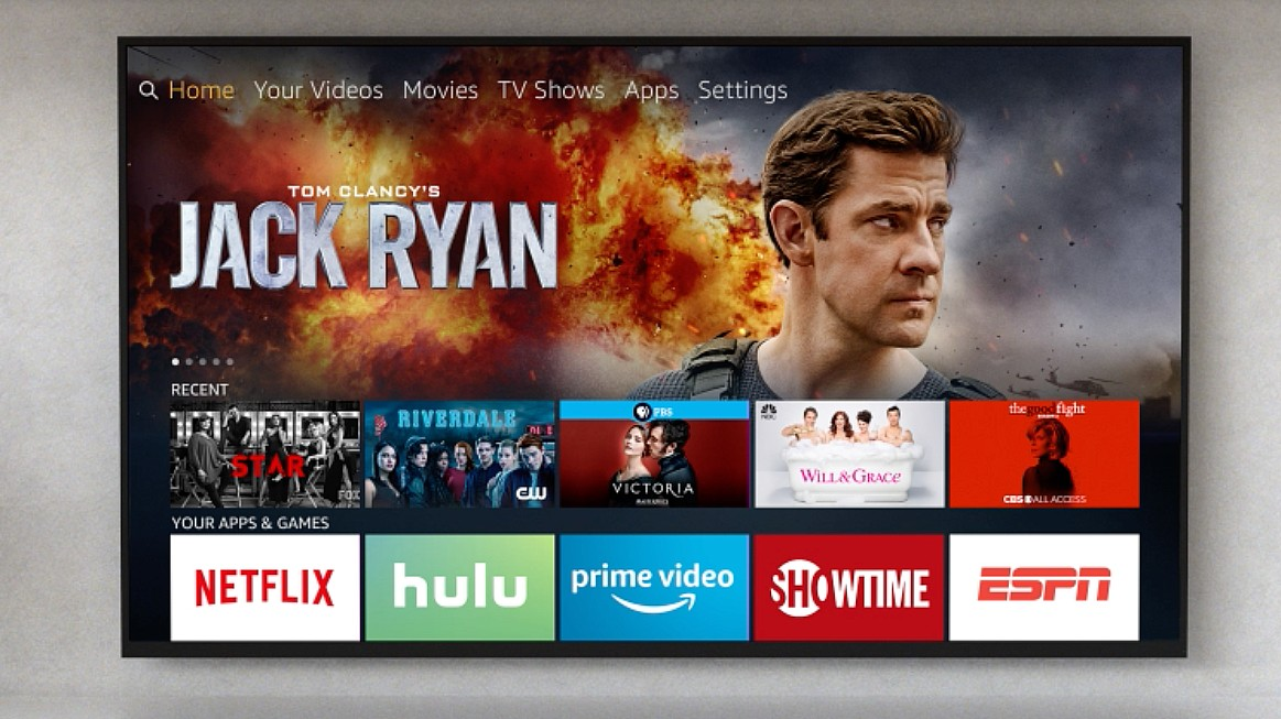 We could see updates to Amazon Fire TV devices.