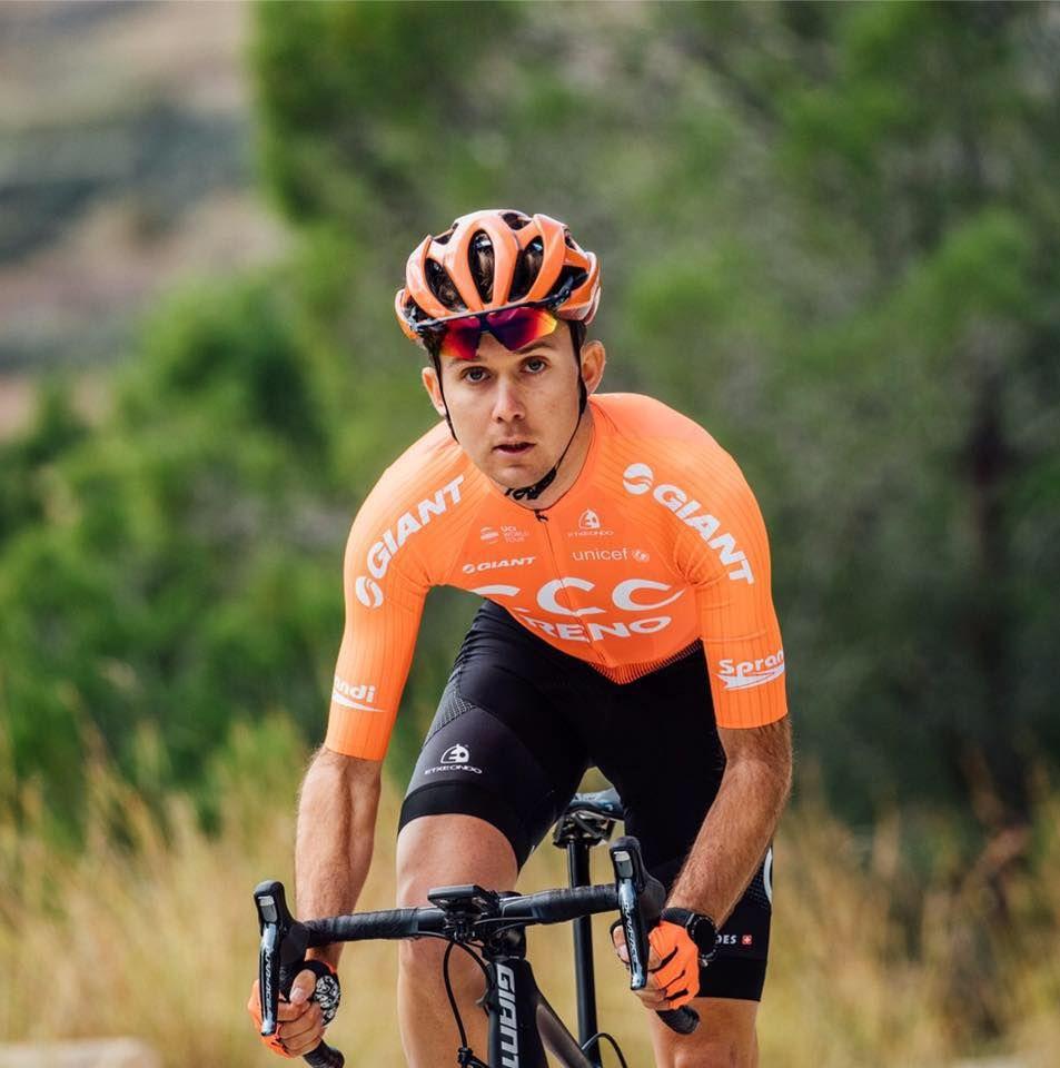 EF Pro Cycling sign Will Barta