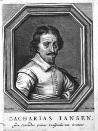 Zacharias Janssen invented the microscope