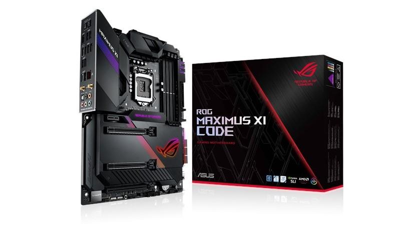 Asus ROG Maximus XI Code Z390