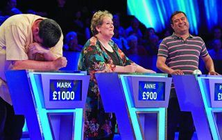 This week's contestants should present a bit of a challenge for the Tipping Point machine – they're all Chasers from another of ITV's game-show favourites, The Chase!