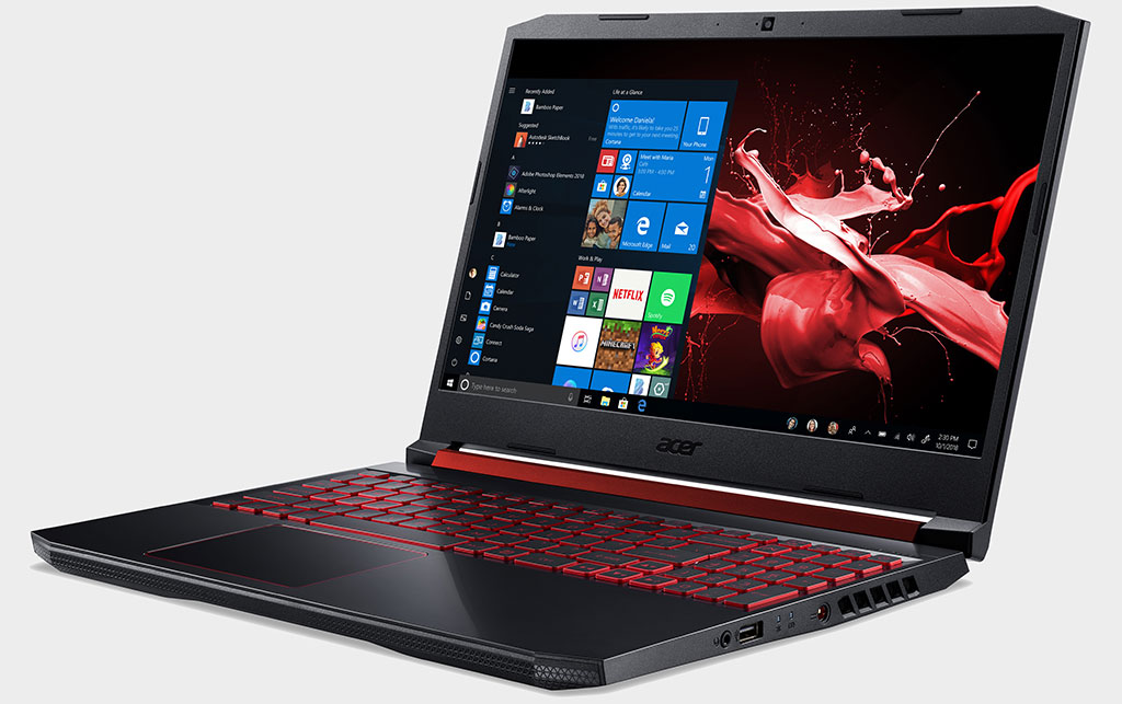 Acer's Nitro 5 gaming and Swift 3 business laptops just got a CPU speed bump | PC Gamer