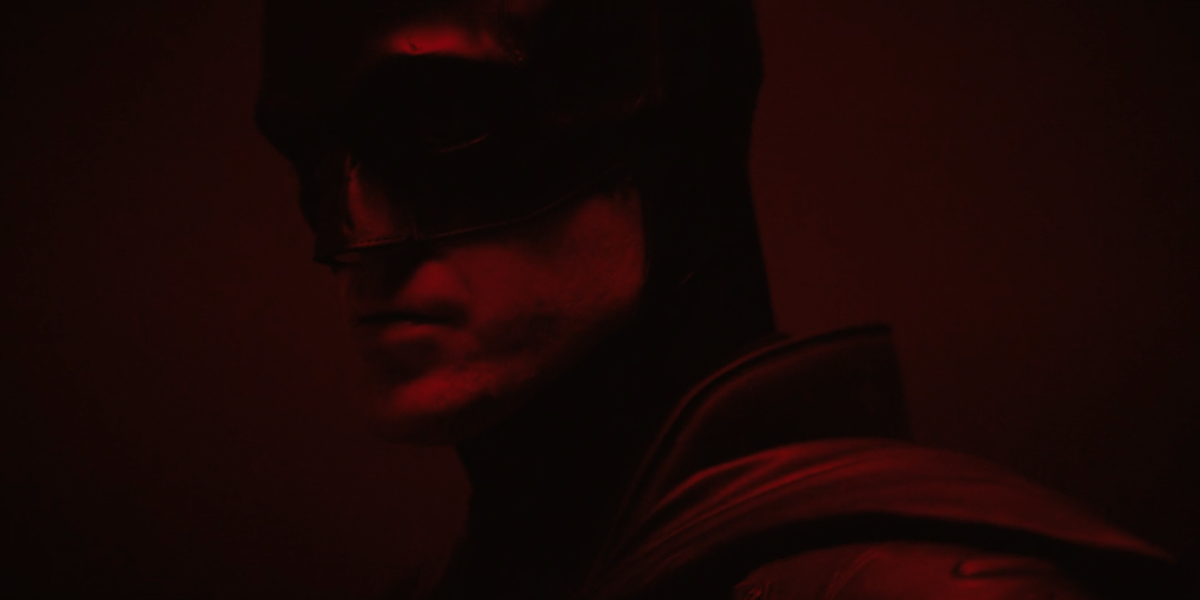 Robert Pattinson as Batman in Matt Reeves test footage
