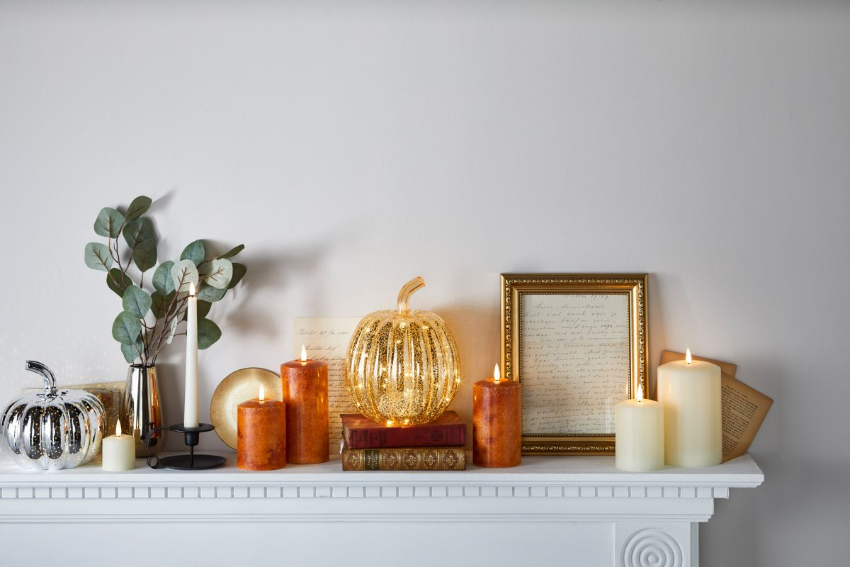 5 easy Thanksgiving decor ideas that you can put up right now