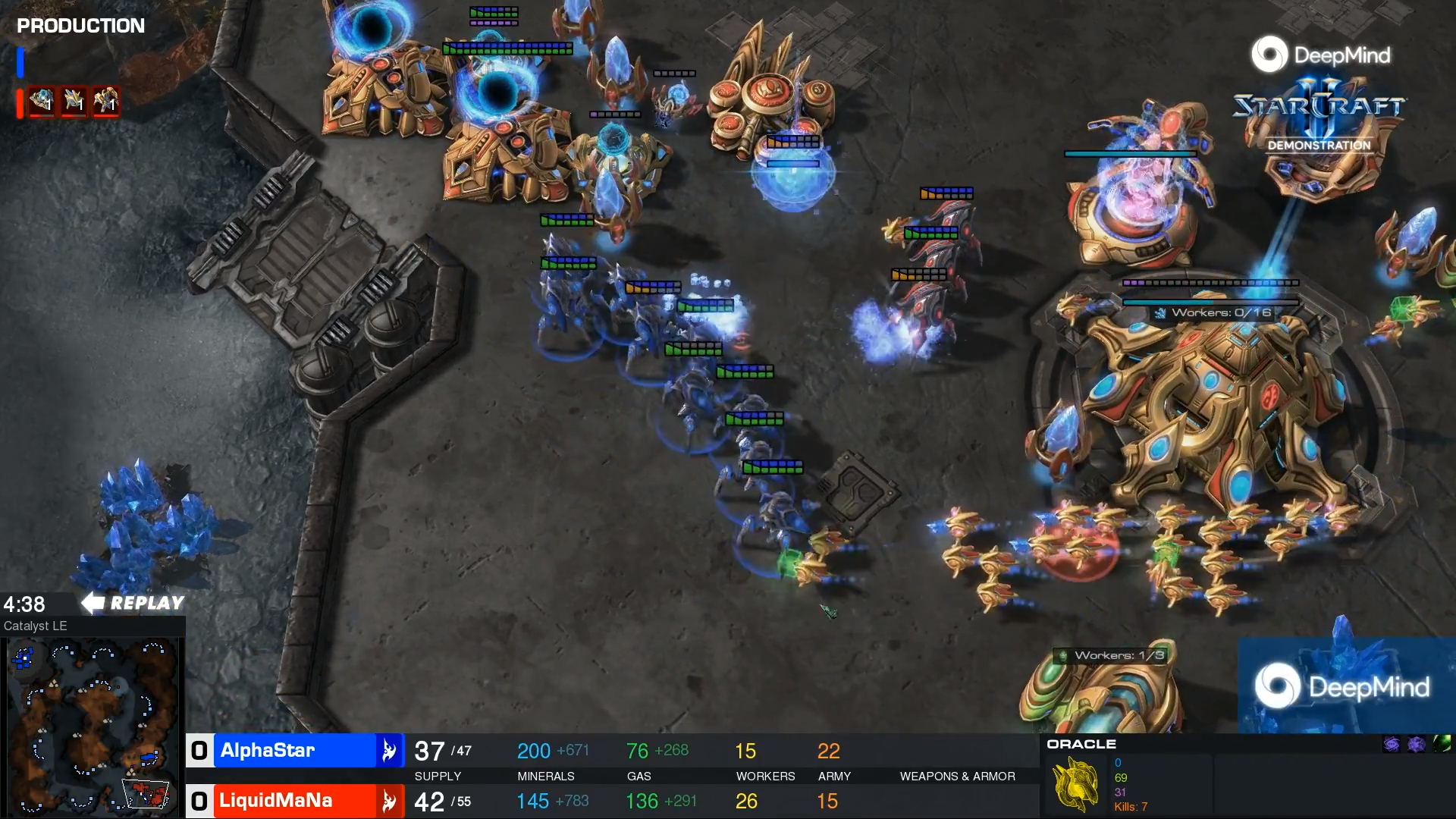 DeepMind's AlphaStar AI is one of the world's best StarCraft