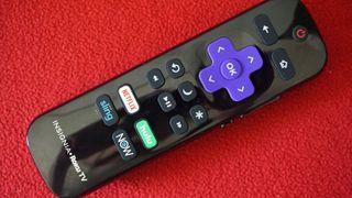 Roku remote control