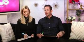 Tarek El Moussa Responds After Selling Sunset's Heather Rae Young Tattoos His Name On Her, Deletes Pic