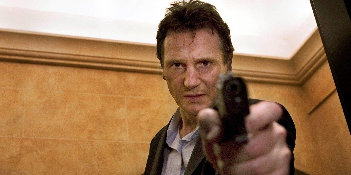 Liem Neeson in Taken