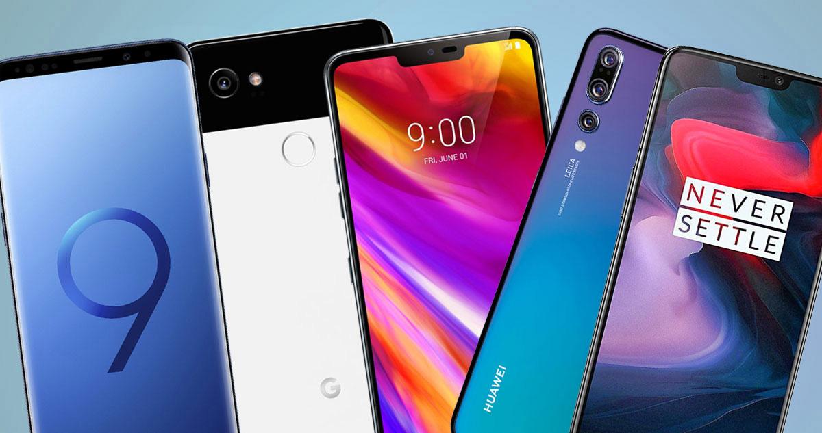 c3e36fa2b Beste Android-telefon 2019: Testvinnerne for deg som ikke vil ha ...