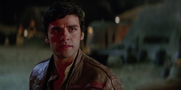 Oscar Issac as Poe Dameron