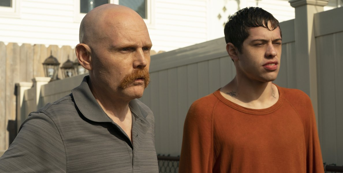 The King Of Staten Island S Bill Burr Admits He Paid Way Less Attention To The Script As Production Went On Cinemablend