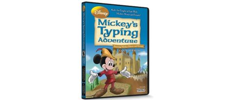 Mickey's Typing Adventure Review