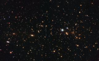 El Gordo galaxy cluster