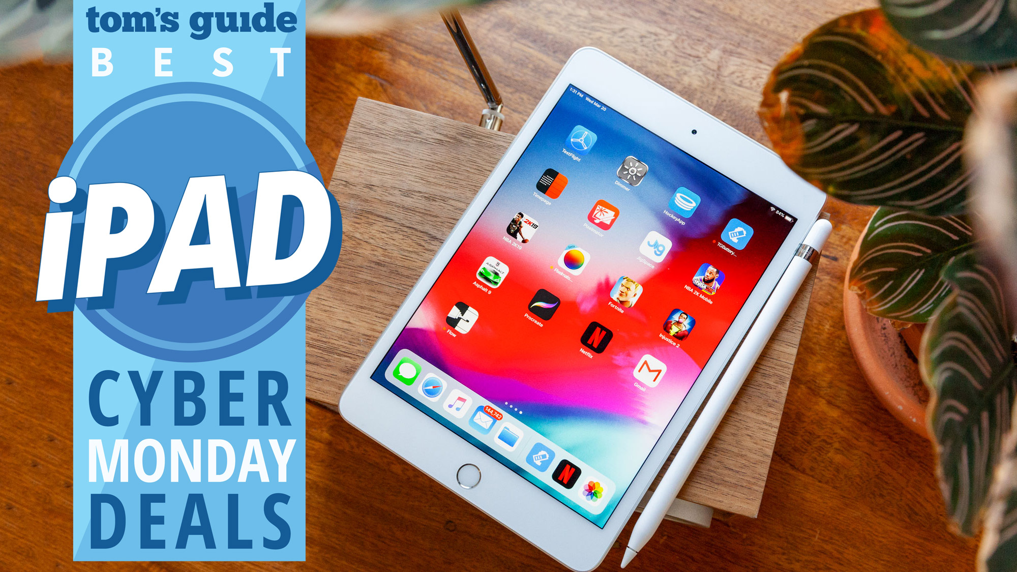 Best Ipad Deals For Cyber Monday Top Deals You Can Still Get Tom S Guide