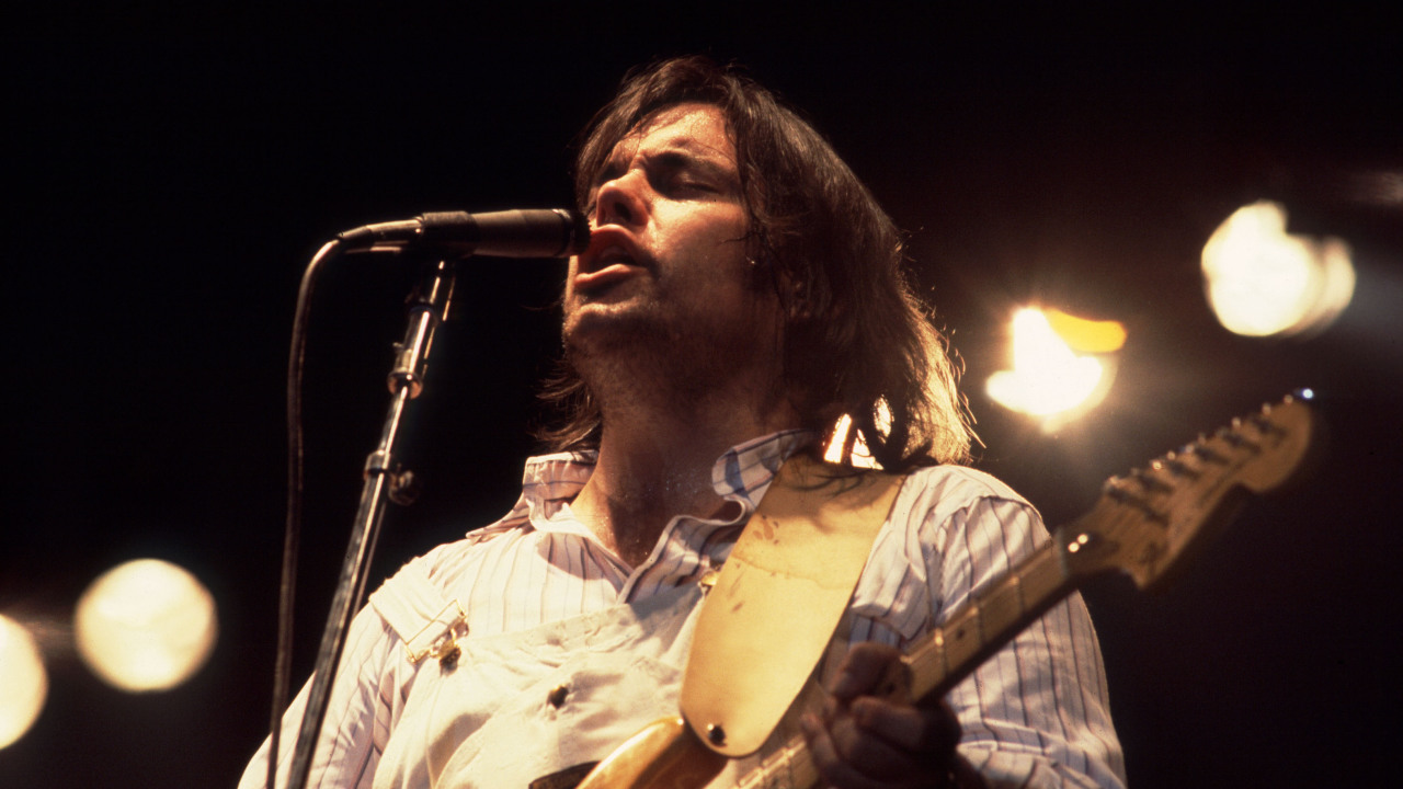 Little Feats Lowell George Drinker And Genius Louder