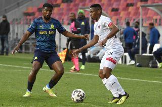 Thabiso Lebitso and Lyle Lakay