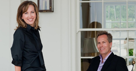Interior designers: Paul and Shannon Wehsener