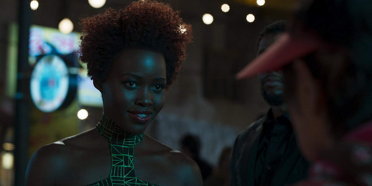 Black Panther Star Lupita Nyong'o Drops Fun And Stylish Picture To Celebrate Being 38