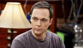 The Big Bang Theory's Sheldon Is All Dressed Up As Professor Proton In New Pictures