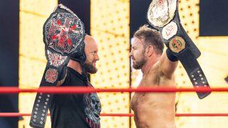 Josh Alexander Christian Cage Impact Wrestling Extreme