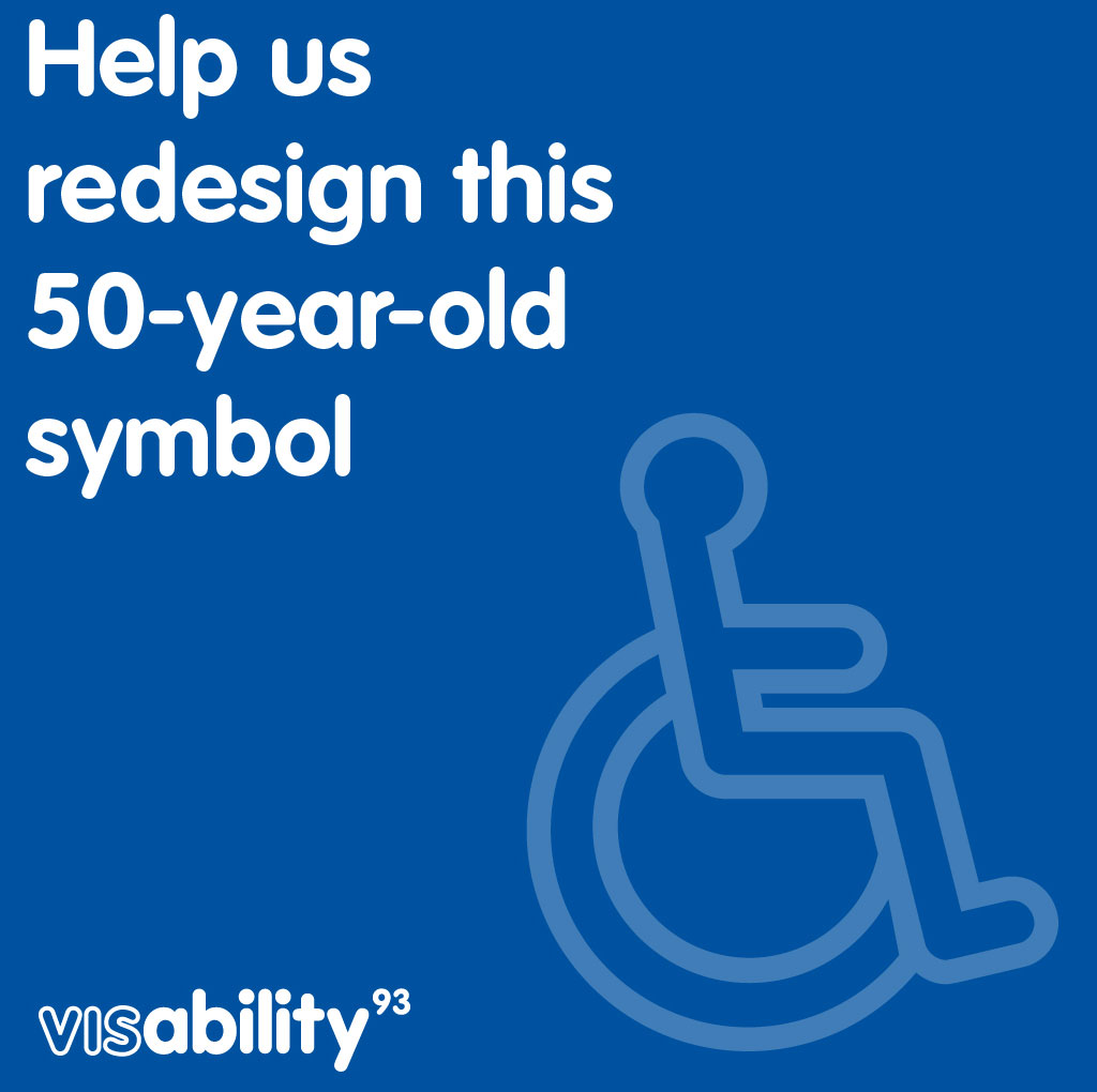 New icon font reimagines symbols of disability