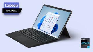 Microsoft Surface Pro 8 tablet PC