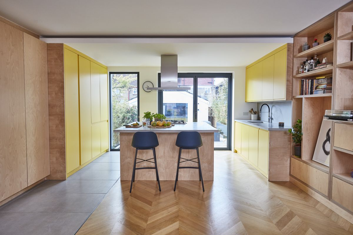 Real Home A Terraced Home Transformed With A Loft And