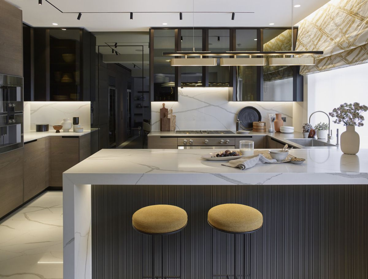 Kitchens for entertaining – essential design advice and tips for sociable kitchens