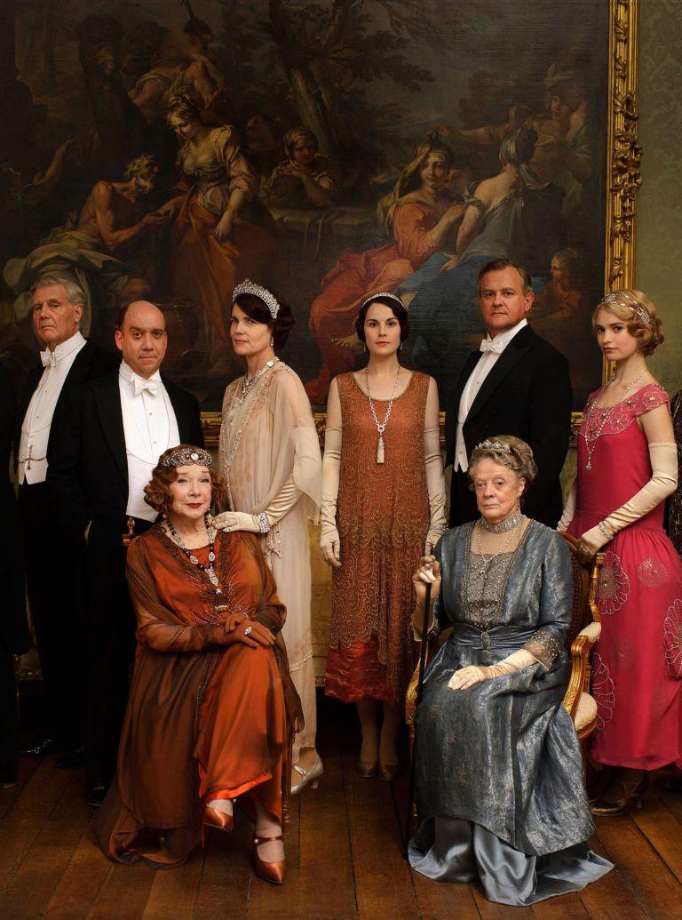 Downton Christmas 1
