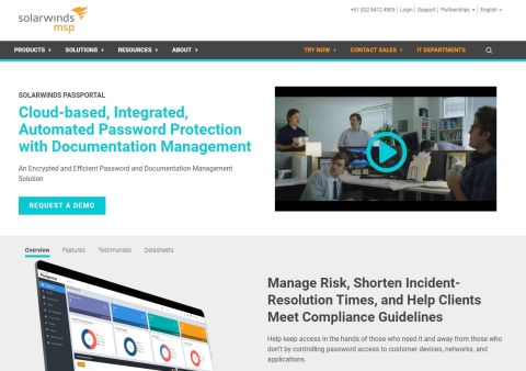Solarwinds review