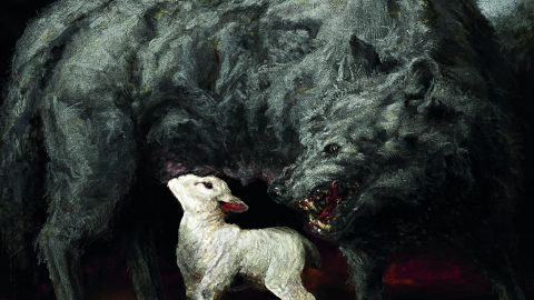 Cover art for Thy Art Is Murder - Dear Desolation album