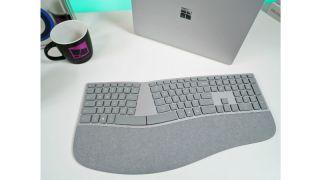Surface keyboard hero
