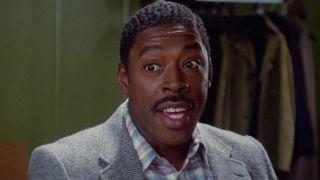 Ernie Hudson as Winston Zeddemore in Ghostbusters