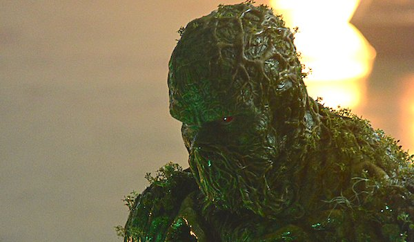 swamp thing in the water dc universe