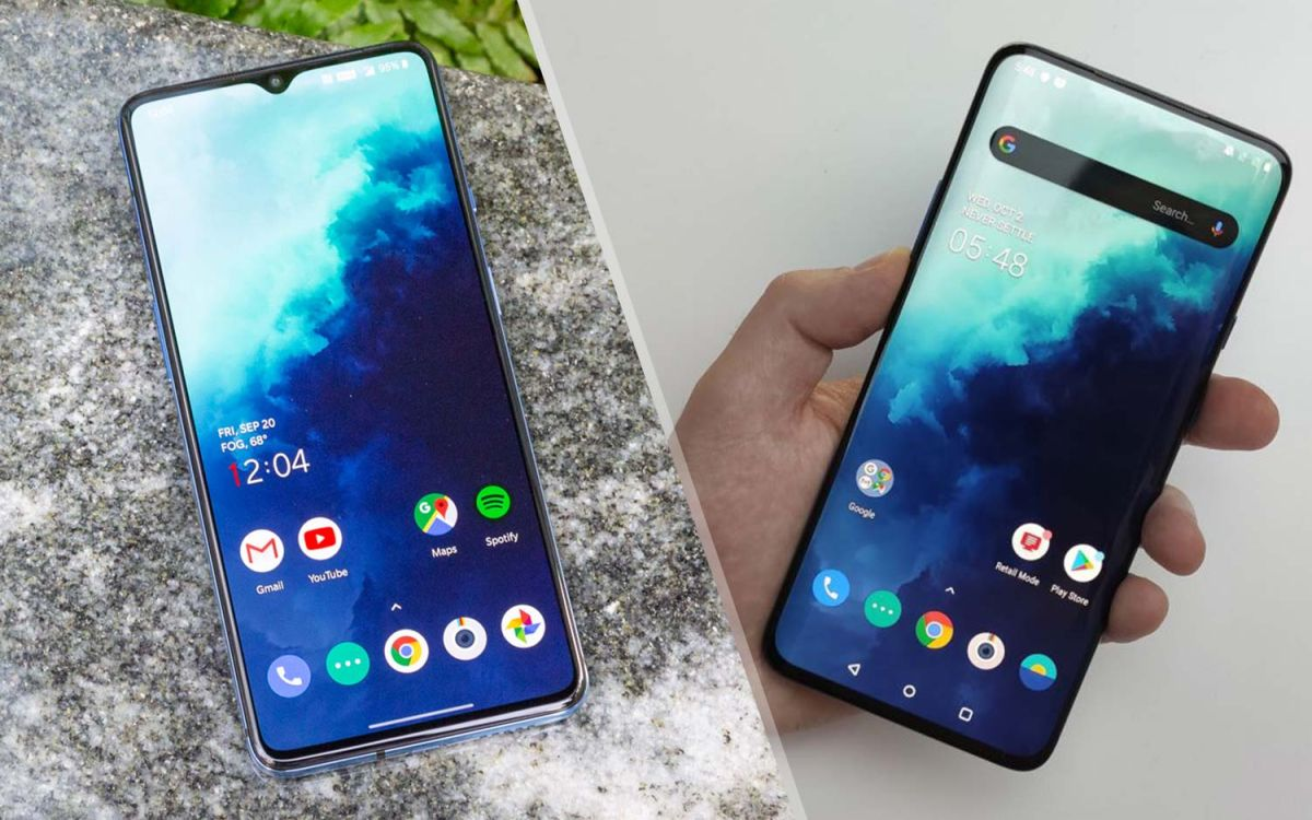 OnePlus 7T vs. OnePlus 7T Pro: What's Different?