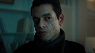 Rami Malek in the No Time to Die trailer