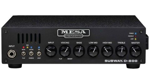 Mesa/Boogie Subway D-800 Head