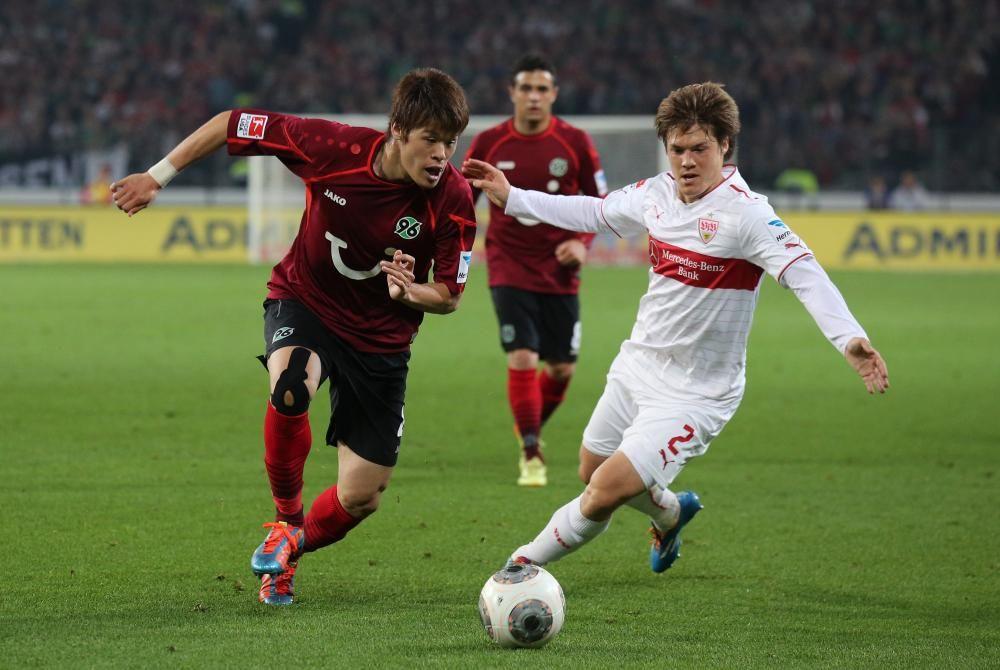 Hannover Stuttgart Bundesliga