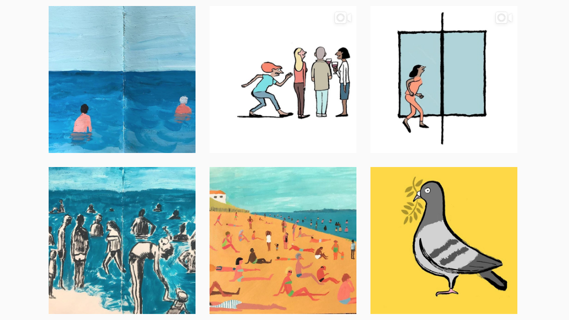 20 illustrators to follow on Instagram