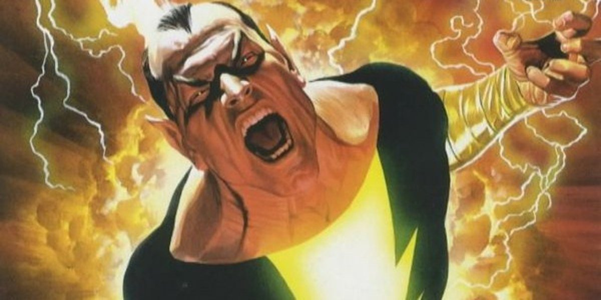 Dwayne Johnson's Black Adam Movie: What We Know So Far About The Shazam! Spin-Off