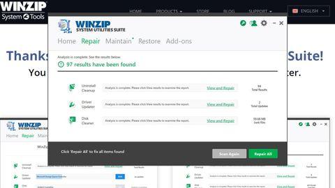 WinZip System Utilities Suite review