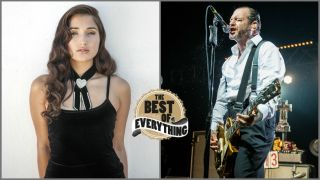 Pictures of Jade Jackson and Social Distortion's Mike Ness