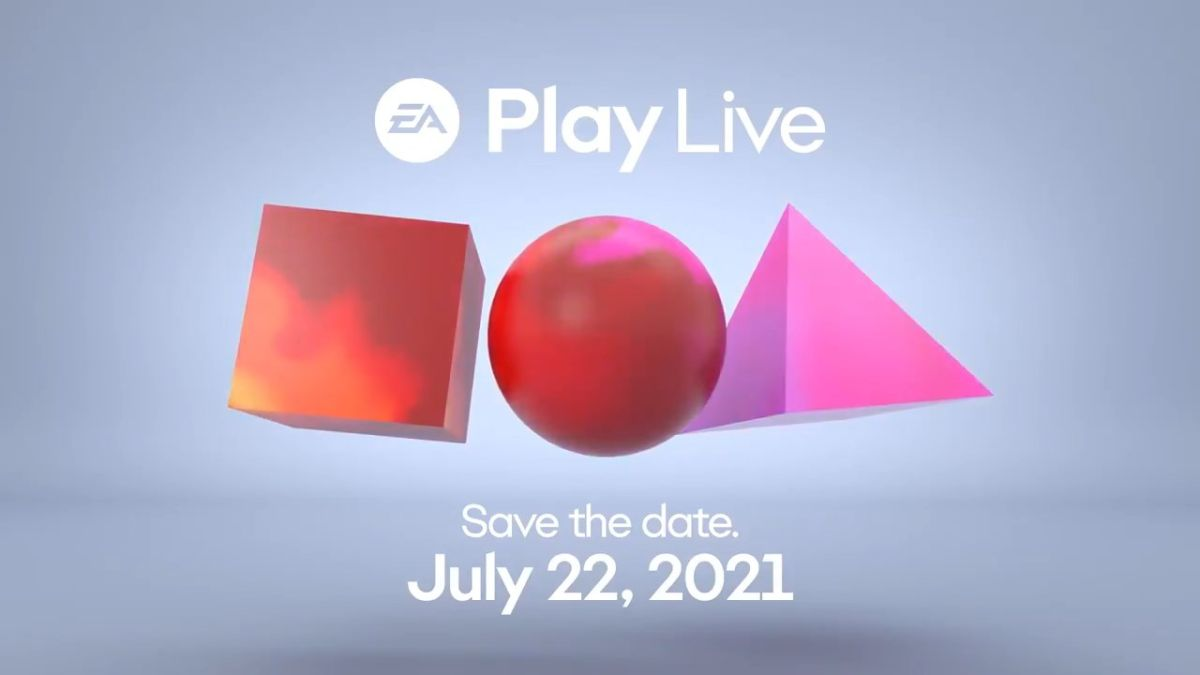 This year's EA Play event is coming in July
