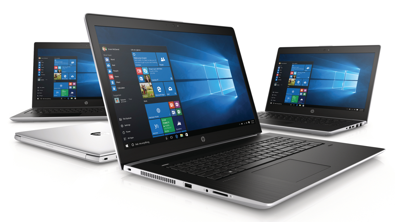 HP's new ProBook laptops boast 8th-gen processors and beefy battery
