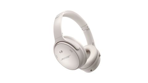 Noise cancelling headphones: Bose QuietComfort 45