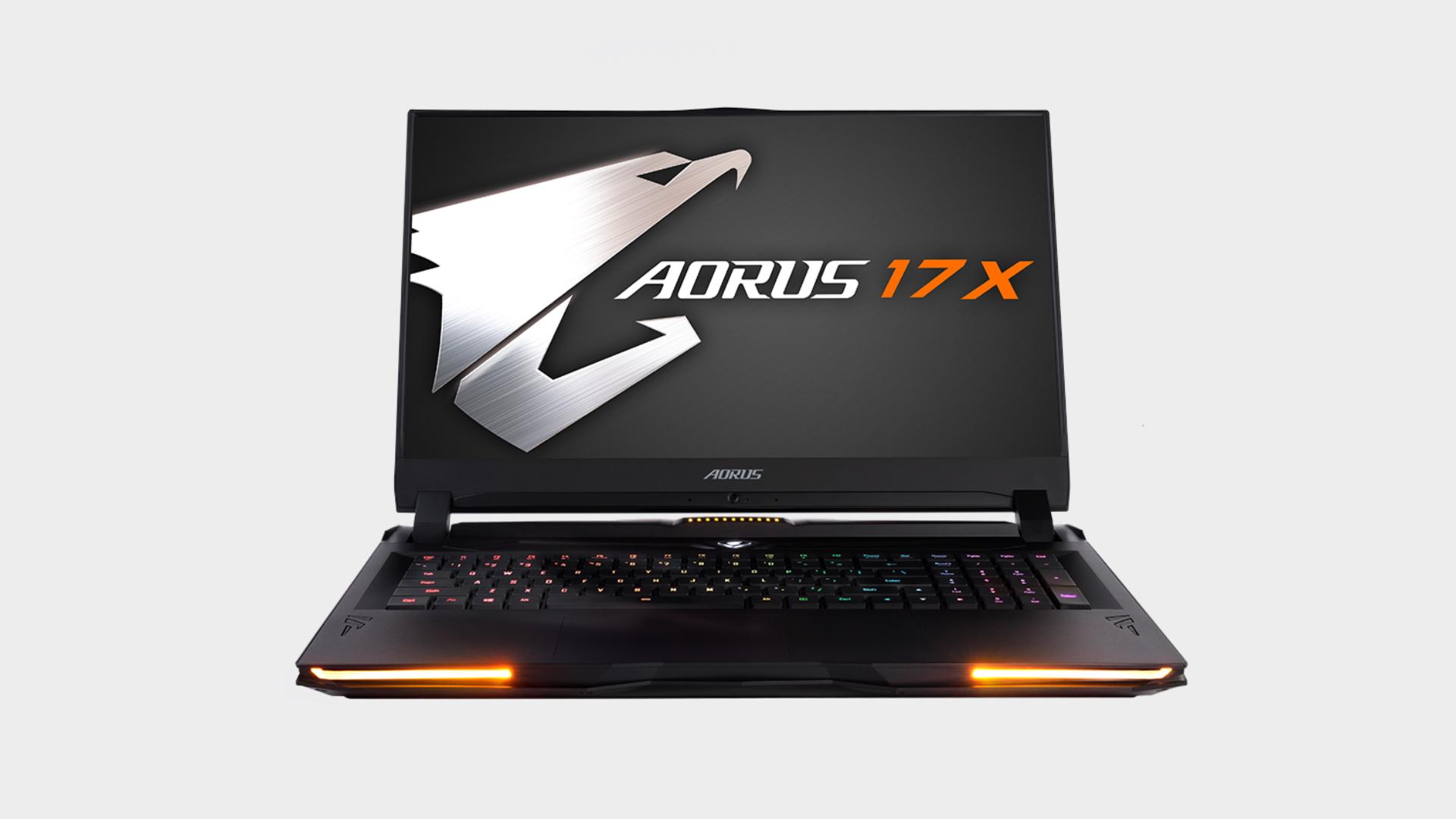 Gigabyte Aorus 17X Gaming Laptop review