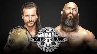 cole vs ciampa headlines - here's how to watch a NXT takeover portland live stream