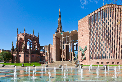 Coventry, Turner Prize hosts