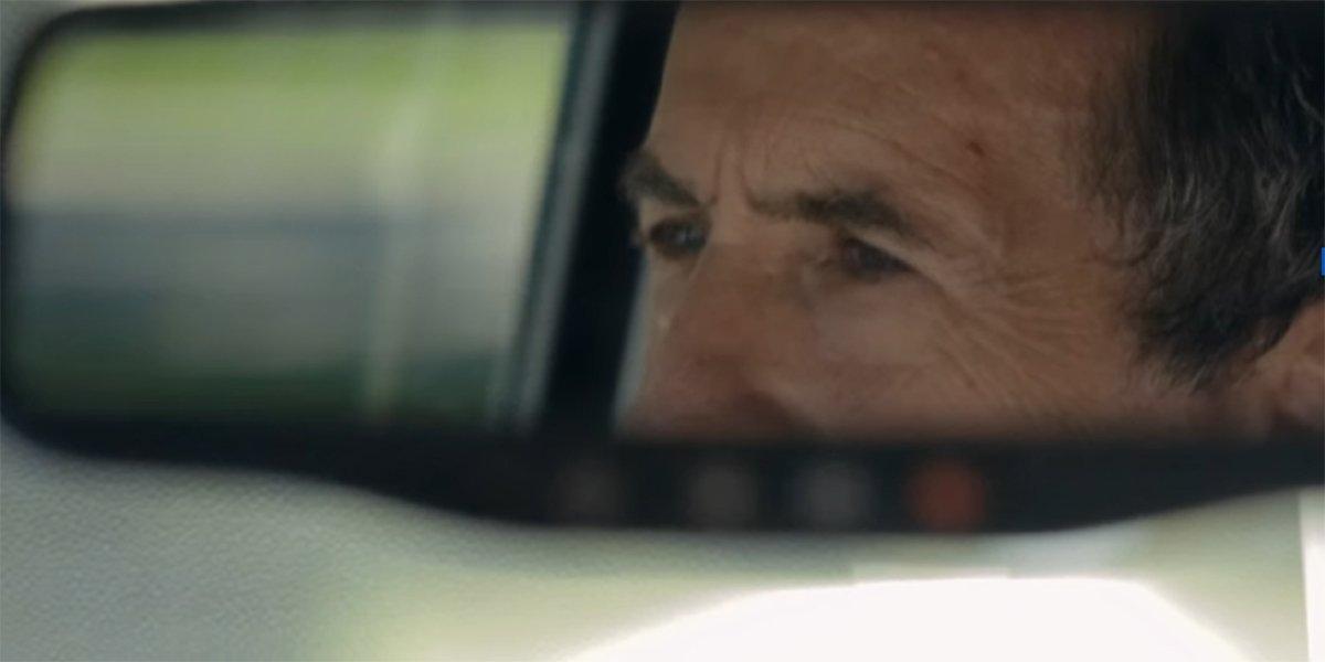 Eric Goode driving car in Tiger King